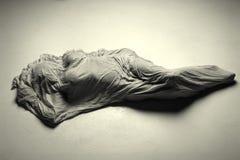 Shrouded Woman Stock Image