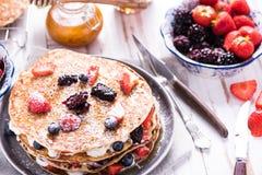 Shrove Tuesday, pancake day Royalty Free Stock Photography