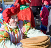 Shrovetide Royalty Free Stock Images