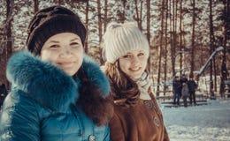 Shrovetide - the celebration and folk festival, Russia. Stock Photos