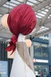Shrovetide decoration, Maslenitsa doll Royalty Free Stock Image