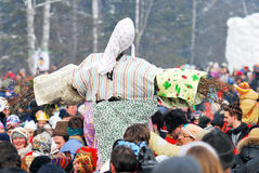 Shrovetide Stock Photography