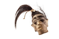 Shrunken head Stock Photos