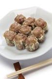 Shu mai, shao mai, chinese dim sum dish Stock Image