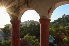 Shu Zhuang Park At Gulangyu Island. In Xiamen, China Royalty Free Stock Images