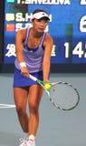 Shuai Peng (China), professional tennis player Royalty Free Stock Photo