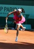 Shuai Peng (CHN) in Roland Garros 2011 Stock Afbeeldingen