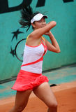 SHUAI PENG (CHN) at Roland Garros Royalty Free Stock Photo