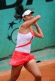 SHUAI PENG (CHN) at Roland Garros Royalty Free Stock Photo