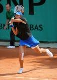 Shuai ZHANG (CHN) at Roland Garros 2010 Stock Image