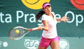 Shuai Zhang - tennis Stock Image