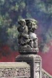 Shuang-gui tang temple Stock Photo