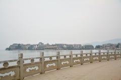 Shuanglang ancient town Royalty Free Stock Photos