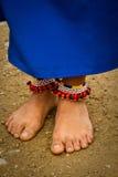 Shuar, indigenous group from Ecuador Stock Photo