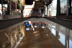 shuffleboard Foto de archivo