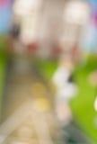 Shuffleboard abstrakt begrepp, bakgrund som är unfocused Royaltyfri Bild