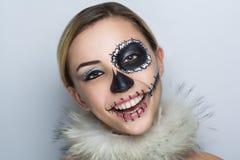 Shugar skull mask Royalty Free Stock Photos