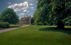 Shugborough Hall Stock Photos