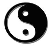 shui логоса feng Стоковые Изображения
