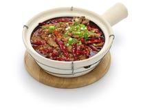 Shui zhu, chinese sichuan cuisine Stock Images