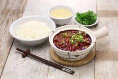 Shui zhu, chinese sichuan cuisine Royalty Free Stock Photos