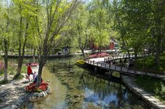 Πάρκο Shuimogou Στοκ εικόνες με δικαίωμα ελεύθερης χρήσης