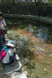 Shuimogou Park Stock Photo