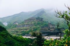 Shuinandong-Schmelzer in Taiwan Lizenzfreies Stockfoto