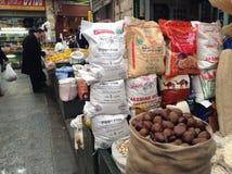 Shuk Mahaneh Yehuda Jerusalem Market Stock Images