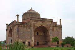 Shukrullah坟茔  库存图片