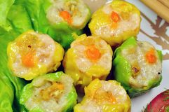 Shumai Royalty Free Stock Photography