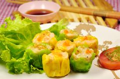 Shumai Stock Photography