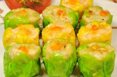 Shumai Royalty Free Stock Images