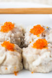 Shumai Chinese dumpling Royalty Free Stock Photos