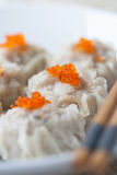 Shumai Chinese dumpling Royalty Free Stock Photography