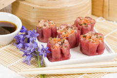 Shumai Royalty Free Stock Photo