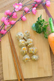Shumai, dim sum Royalty Free Stock Photo
