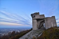 Shumen, Bulgarien Stockfotografie