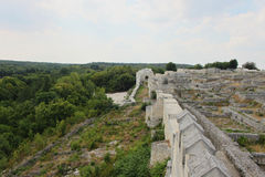 Shumen Fortress Royalty Free Stock Photo