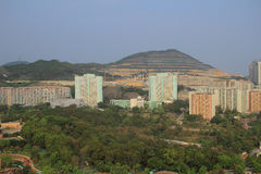 Shun Lee district, kwun tong Royalty Free Stock Photo