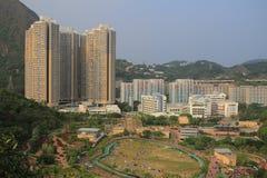 Shun Lee district, kwun tong Stock Photography