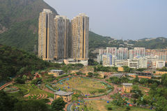 Shun Lee district, kwun tong Royalty Free Stock Photography