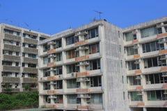 Shun Lee district, kwun tong Royalty Free Stock Photos