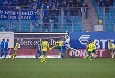 A. Shunin (1) catch a ball Royalty Free Stock Images