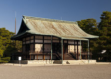 Shunkoden in Kyoto Imperial Palace Stock Photos