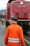 shunter Fotografia Stock
