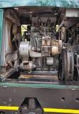 Shunter engine Royalty Free Stock Photography