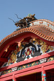 Shuri Castle Stock Photography