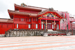 Shuri Castle Stock Image