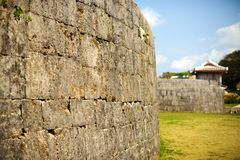 Shuri Castle Grounds Stock Photos